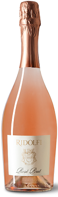 Ridolfi Rosé Brut - mousserende